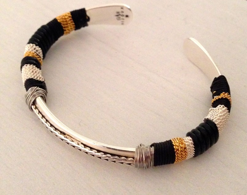 Bracelet massai gas 1