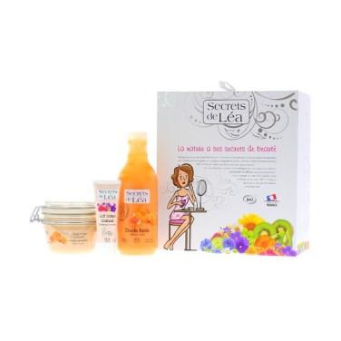 Coffret Abricot-Miel Les Secrets de Léa