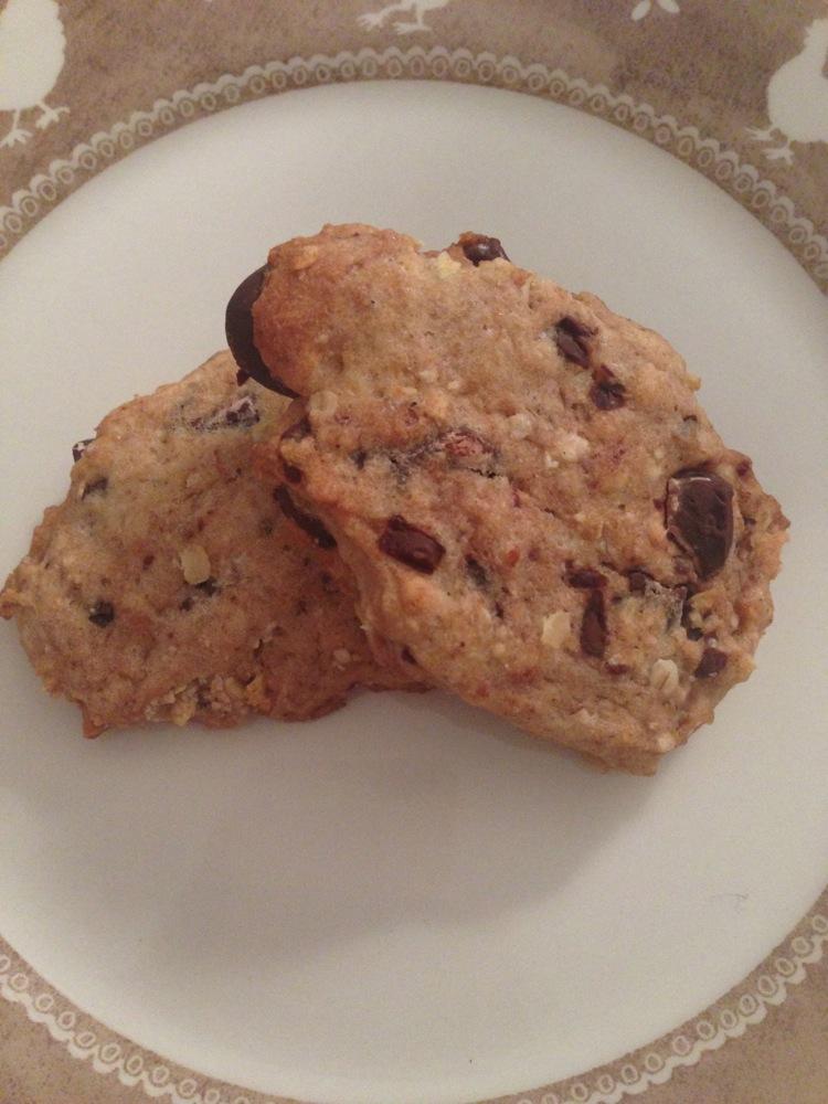 Recette de biscuits aux céréales pour le matin