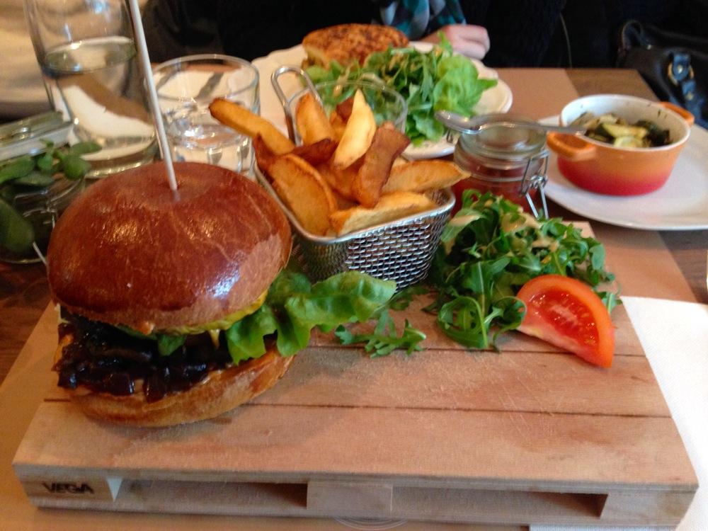 Burger Chez Louckie à Aix