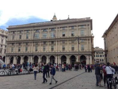 Palais de la Région Ligurie Genes