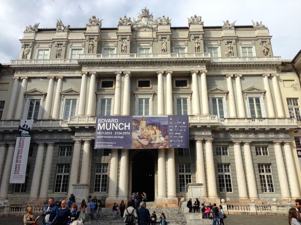Palazzo Ducale Genes