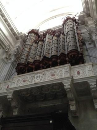 Orgue Basilique Santa Maria di Castello Genes