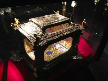 Musée du Tresor Cathédrale San Lorenzo Genes