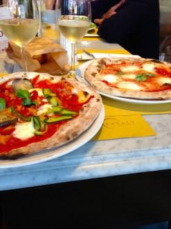 Pizzas Eataly