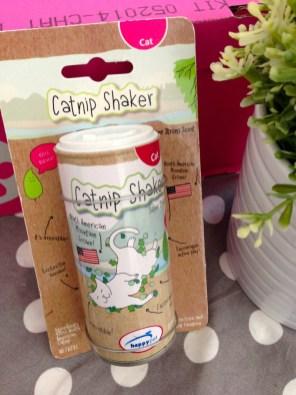 Catnip Shaker Happypet Miaou Box Mai 2014
