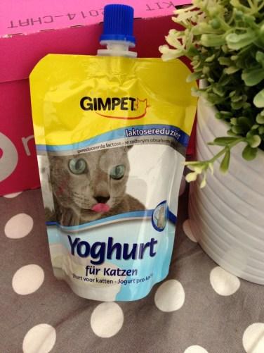 Yoghurt Gimpet Miaou Box 2014