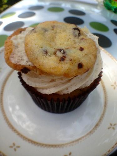 Cupcake Cookies dough