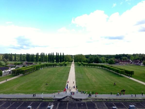 Jardin de Chambord