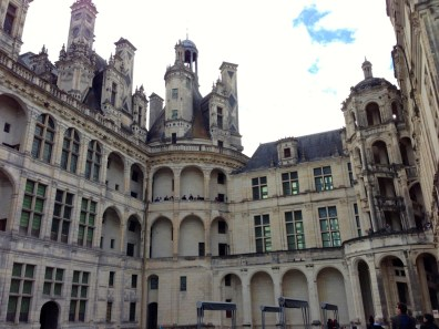 Extérieur de Chambord
