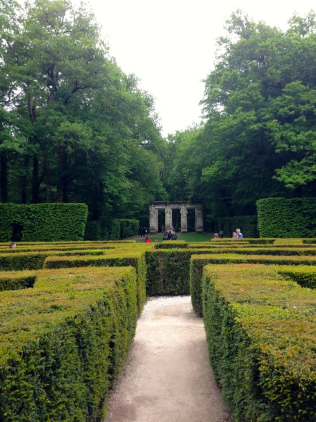 Labyrinthe Chenonceau