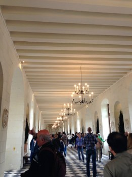 Grande salle de Chenonceau