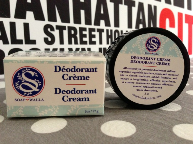 Déodorant Soapwalla