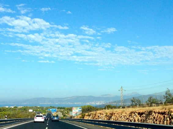 En route pour Palma