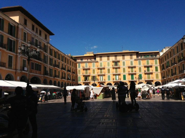 Plaça Major
