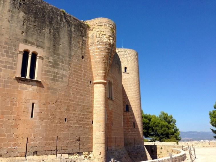 Extérieur du Château de Bellver