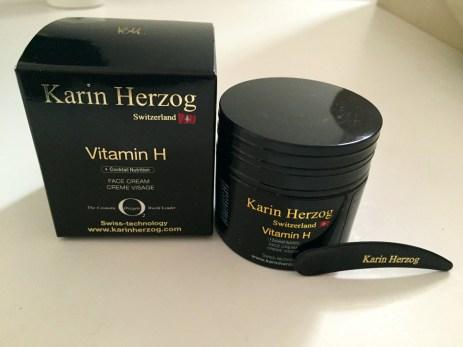 Crème visage Karin Herzog