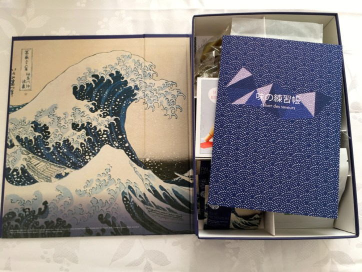 Intérieur La Thé Box Hokusai