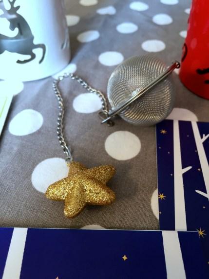 Boule à thé La Thé Box Nuit de Noël