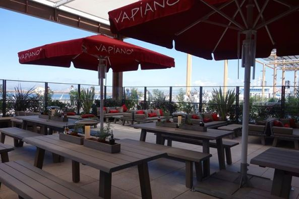 vapiano terrasses du port marseille mademois 39 ailes coco. Black Bedroom Furniture Sets. Home Design Ideas