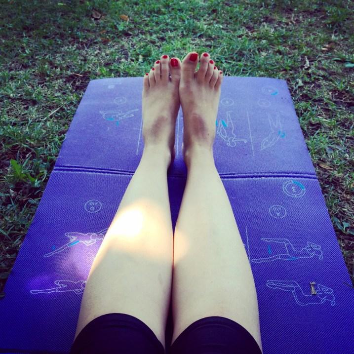 Yoga Plein Air - 1
