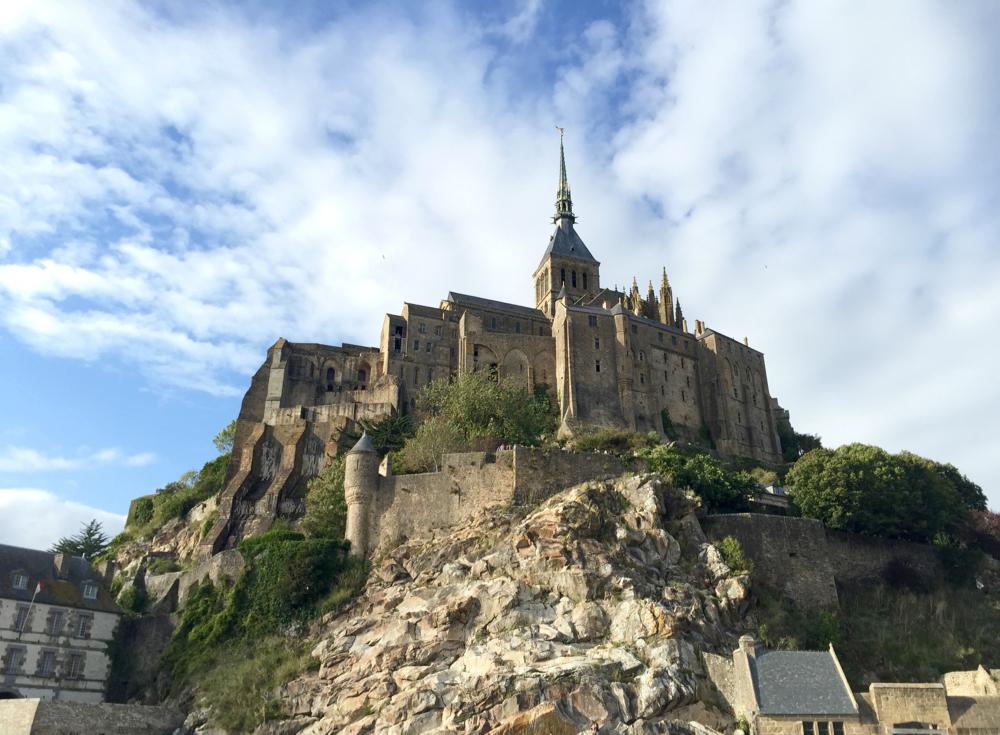 Mont Saint Michel - 4
