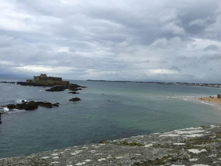 Fort National (marée haute)