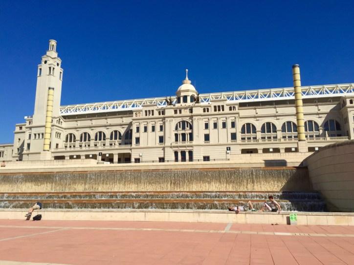 Monjuic Barcelone - 8