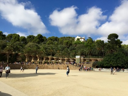 Parc Guell Barcelona - 10
