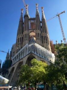 Sagrada Familia Barcelona - 1