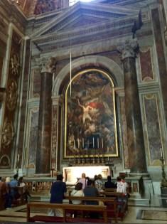Basilique Saint Pierre Rome - 2