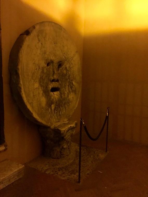 Bocca della Verita Rome - 1