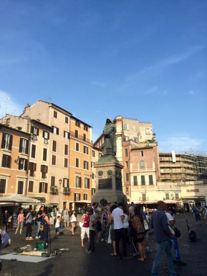 Campo de' Fiori Rome - 1