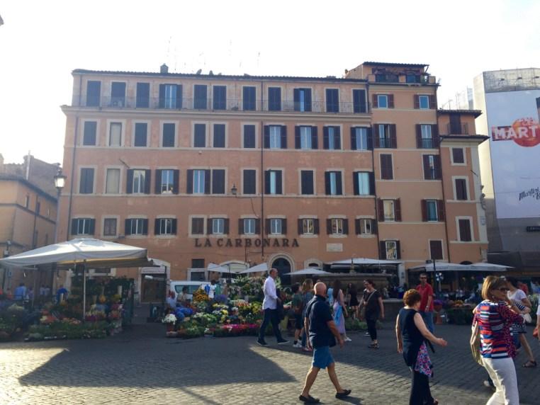 Campo de' Fiori Rome - 2