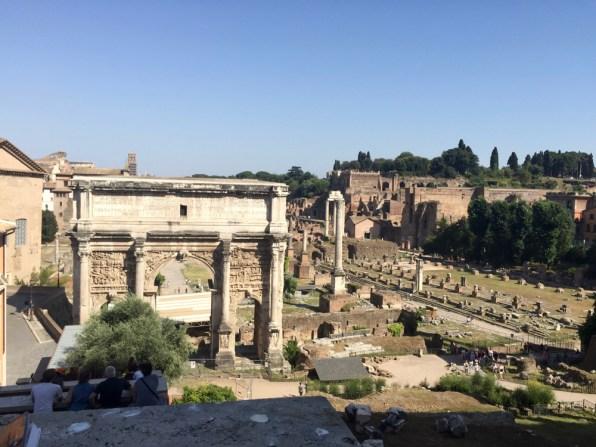 Forum Romain Rome - 6