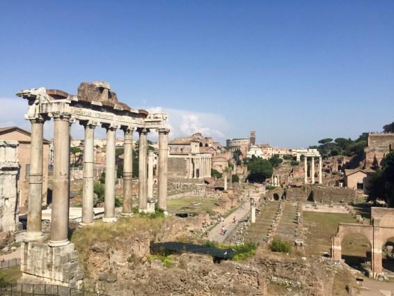 Forum Romain Rome - 7