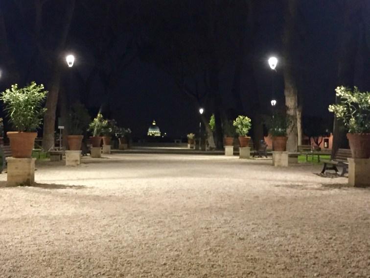 Jardin des Orangers Rome - 1