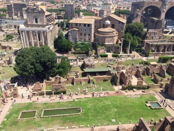 Palatin Rome - 10