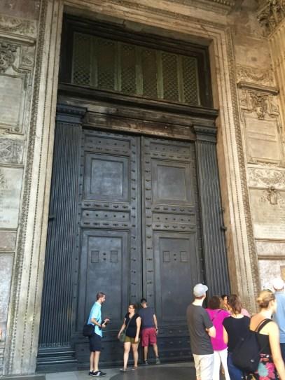 Pantheon Rome - 1