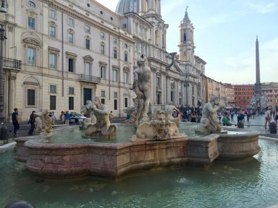 Piazza Navona Rome - 2