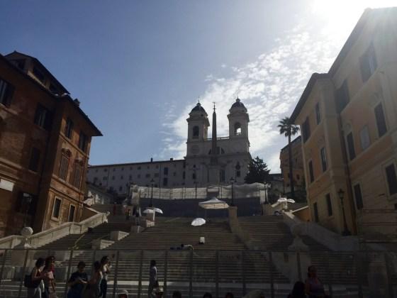 Piazza di Spagna Rome - 3