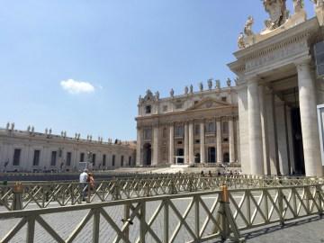 Place Saint Piere Rome - 2