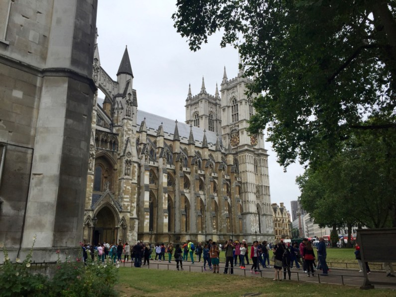 Abbaye de Westminster Londres - 1