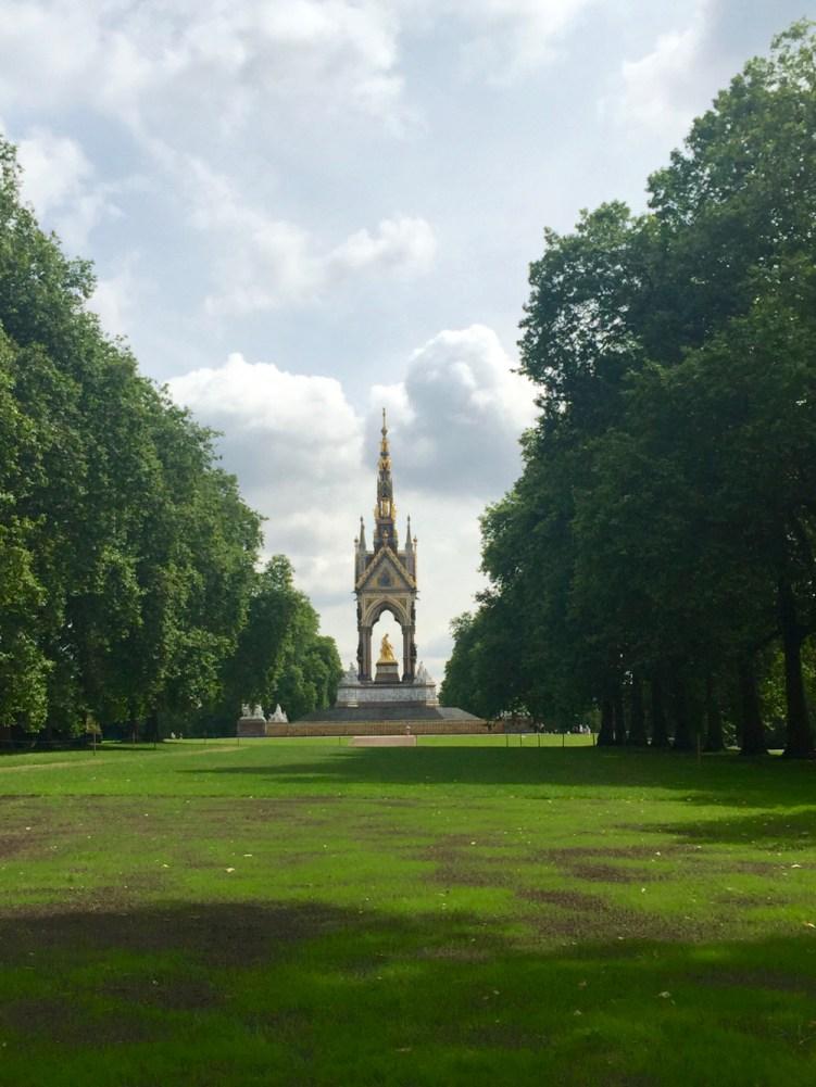 Albert Memorial Londres - 1