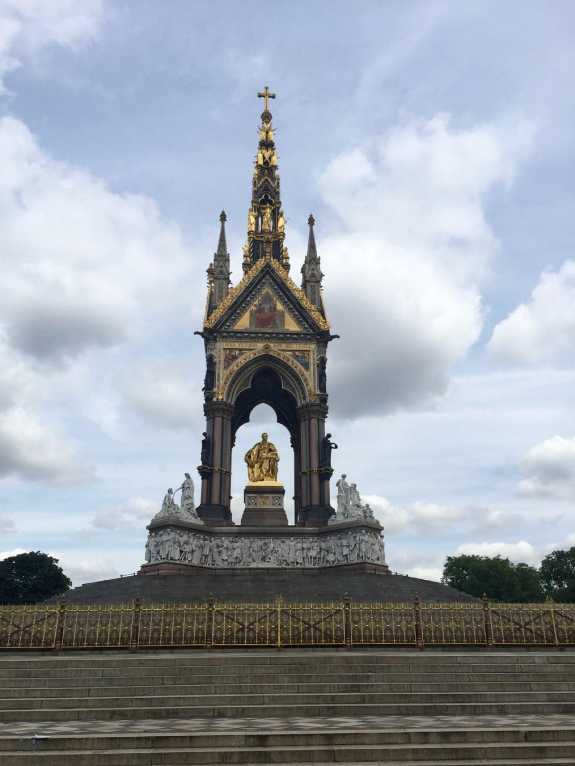 Albert Memorial Londres - 2
