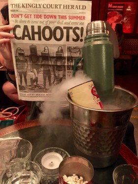 Cahoots Londres - 4