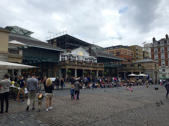 Covent Garden Londres - 1