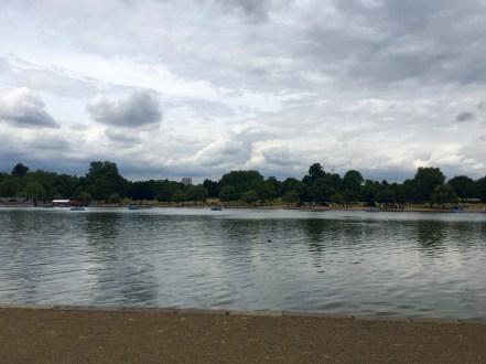 Hyde Park Londres - 1
