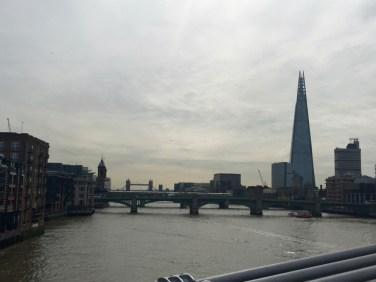 Millenium Bridge Londres - 2