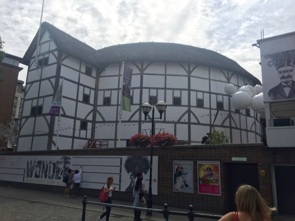 Shakespeare's Globe Londres - 1